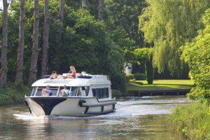 Le Boat: Belgium
